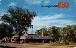The Motelized Hotel Mead Postcard
