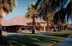 Del Thurber's Borrego Palms Resort