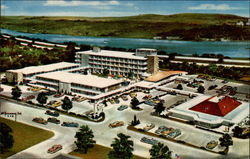 Key Bridge Marriott Motor Hotel