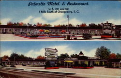 Palmetto Motel & Restaurant