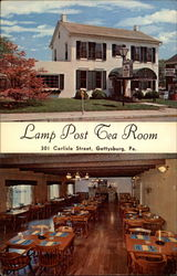 Lamp Post Tea Room