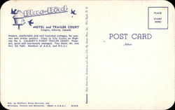 Motel and Trailer Court