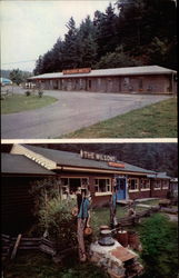 Wilson's Hillbilly Restaurant and Motel
