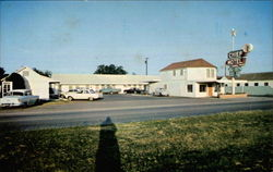 Front View of Chief Motel
