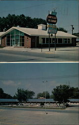 Two Views of Park Plaza Motel