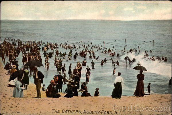 The Bathers Asbury Park New Jersey