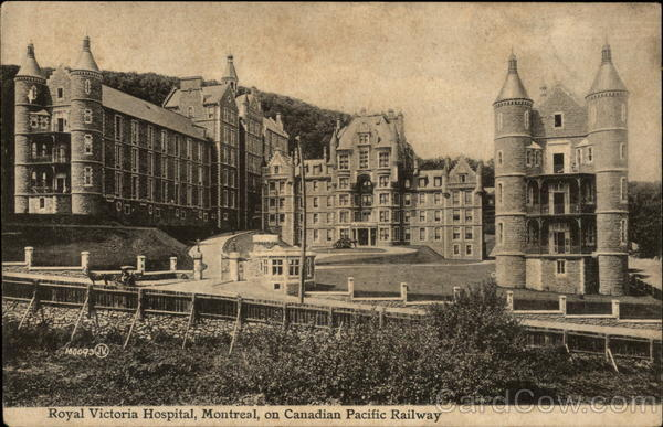 Royal Victoria Hospital Montreal Canada Quebec