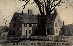 Noyes House, Built 1646