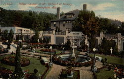 Italian Gardens of Mr. Richard W. Massey