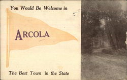 You Would be Welcome in Arcola