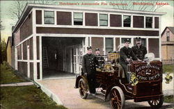 Hutchinson's Automobile Fire Department