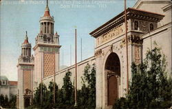 Liberal Arts Palace at the Panama Pacific Exposition