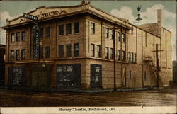 Murray Theatre Postcard