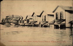 Submerged homes
