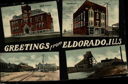 Greetings from Eldorado, Ills