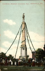 Confederate Memorial on Decoration Day