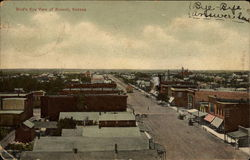 Bird's Eye View of Russell, Kansas