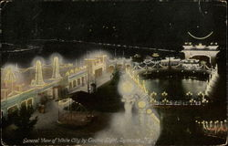 General View of White City by Electric Light