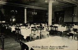 Dining Room - Cataract Hotel