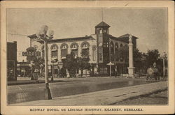 Midway Hotel on Lincoln Highway