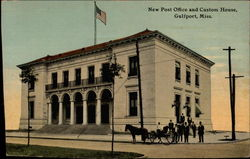 New Post Office and Custom House