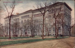 Newberry Library Postcard