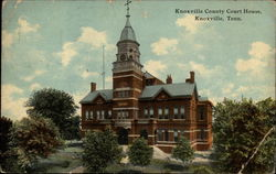 Knoxville County Court House