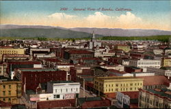 General view of Eureka, California