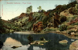Beautiful California - Pope Creek