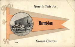How is This for Hermiston Grown Carrots