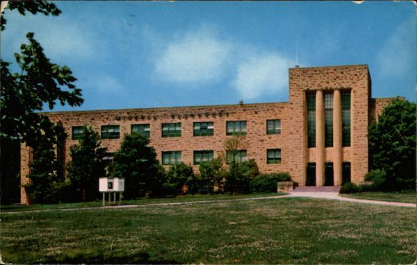 L-5 -- Lindley Hall, Kansas University Lawrence