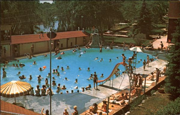 Hot Springs Idaho City Pool