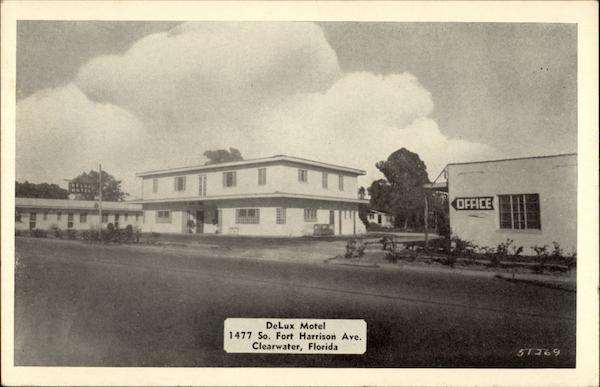 DeLux Motel Clearwater Florida