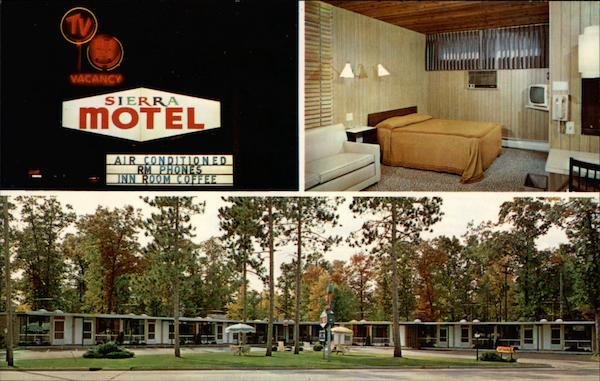 Sierra Motel Traverse City Michigan