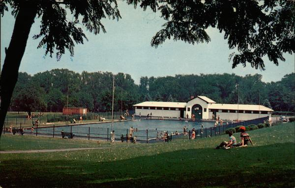 The Public Swimming Pool Syracuse New York