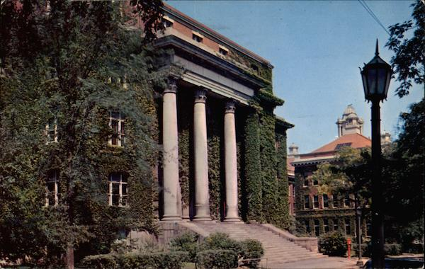 Slocum Hall Syracuse New York
