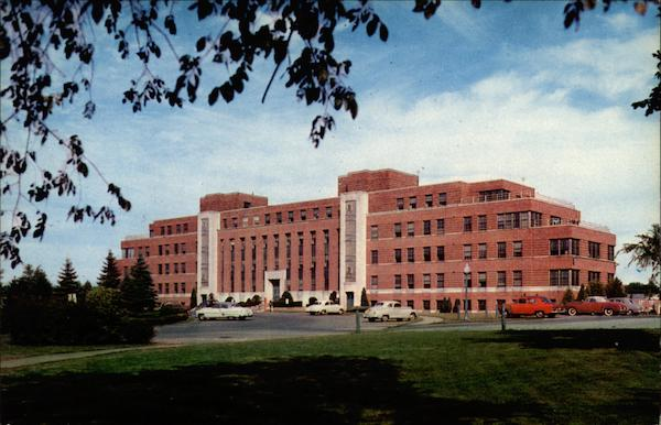 Rome Hospital and Murphy Memorial Hospital New York