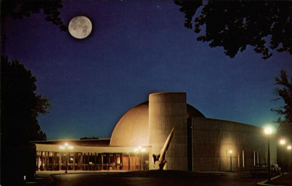 Strasenburgh Planetarium Rochester New York