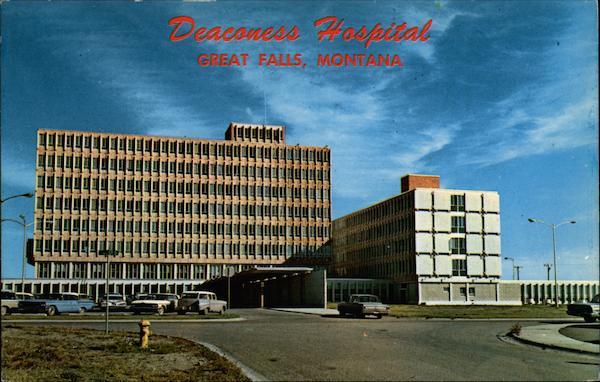 Deaconess Hospital Great Falls Mt
