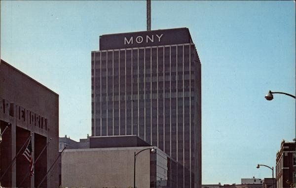 Mony Plaza Syracuse New York