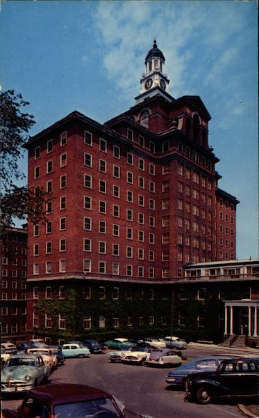 Syracuse Memorial Hospital New York
