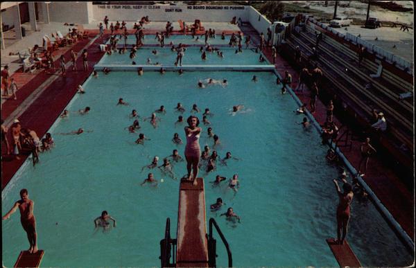 Lake worth casino pool