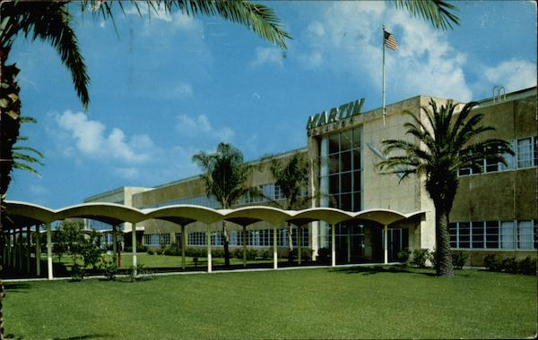 Guided Missile and Electronic Research Production Center Martin-Orlando Florida