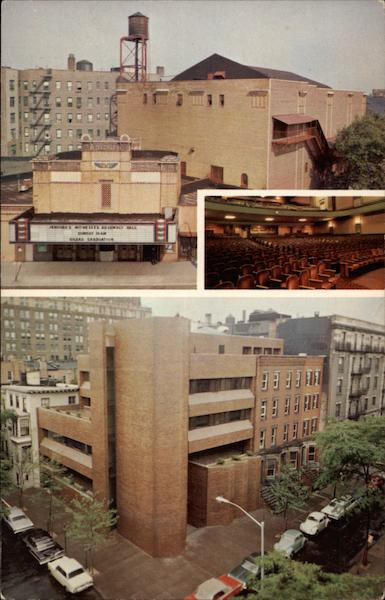 Jehovah's Witnesses Assembly Hall and Bethel building New York City