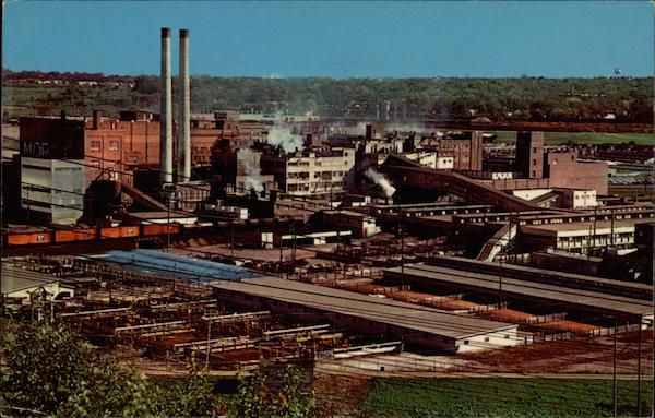 John Morrell & Co. Packing Plant Sioux Falls South Dakota