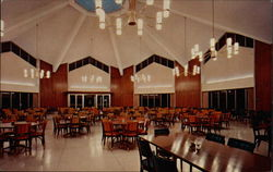 Saint Mary College Dining Hall