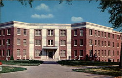Campbell Hall - Women's Dormitory, Iowa State Teachers College
