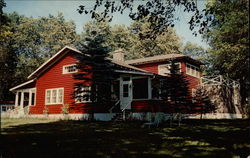 Dalecarlia Lodge on Farm Island Lake