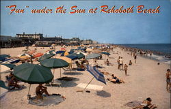 Fun Under the Sun at Rehoboth Beach