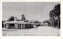 Holly House Motel